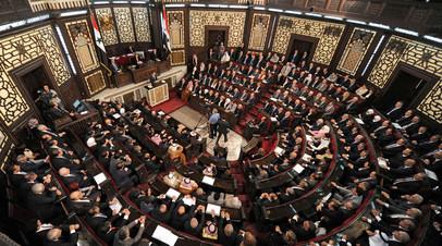 Парламент Сирии ратифицировал договор о дружбе с Южной Осетией