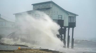Ураган «Майкл» обрушился на побережье США