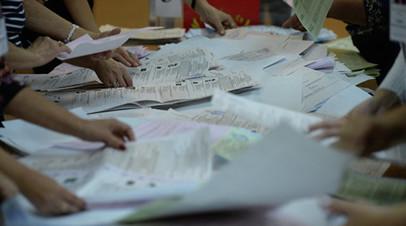 ЦИК запросила материалы по ситуации с выборами главы Хакасии