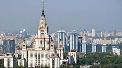 В Москве планируют построить более трёх миллионов квадратных метров жилья к концу 2021 года