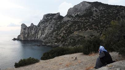 Спасатели объявили экстренное предупреждение в Крыму из-за ветра до 25 м/с