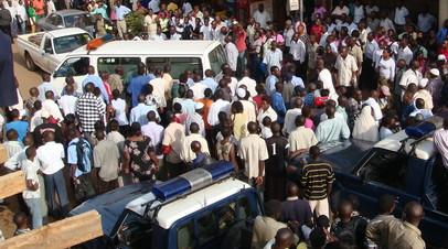 Более 30 человек погибли из-за оползней в Уганде