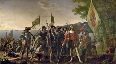 Тест RT: что вы знаете об открытии Америки?
