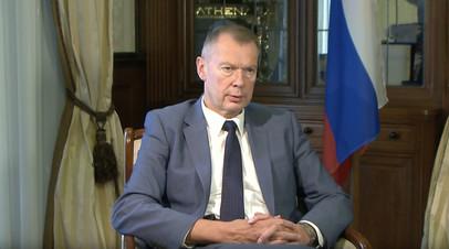 «Никогда не создавали препятствий для ОЗХО»: Шульгин об обвинениях Лондона в кибератаках Москвы на организацию