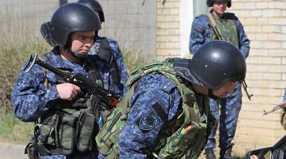 Источник сообщил о перестрелке с боевиками в Дагестане