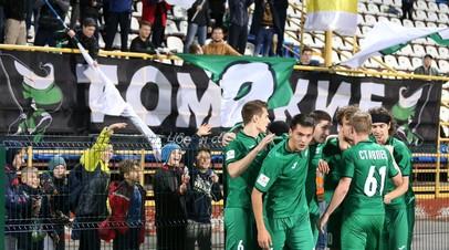 Футболист «Томи» не исключил, что команда может бойкотировать матчи ФНЛ из-за долгов