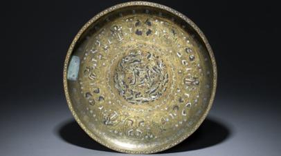Выставка «У истоков мусульманского искусства» откроется 16 октября в Эрмитаже