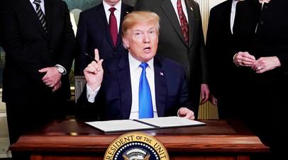 Трамп в течение двух недель планирует выбрать кандидата на должность постпреда при ООН