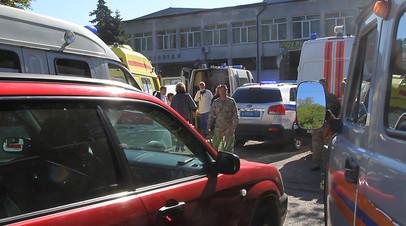 «Мотивы и версии трагедии тщательно изучаются»: что известно о нападении на колледж в Керчи