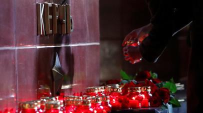 Власти Крыма оплатят похороны погибших и лечение пострадавших при ЧП в Керчи