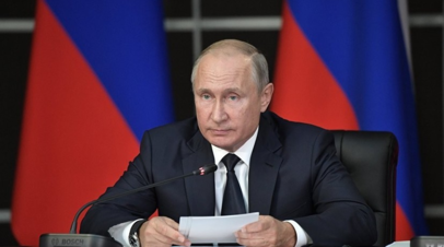 Путин заявил о готовности России к совместному производству вооружения в Узбекистане