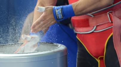 Чемпионат Европы по тяжёлой атлетике 2020 года пройдёт в Москве