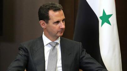 В МИД рассказали о поездке российской делегации к Асаду