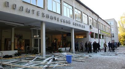 Источник: керченский стрелок готовил нападение с января 2017 года