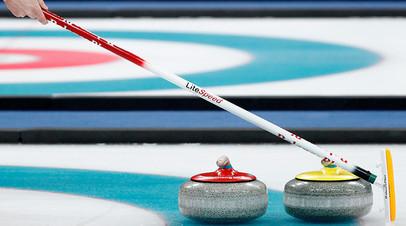 Россия заняла третье место на ЧМ по кёрлингу в миксте