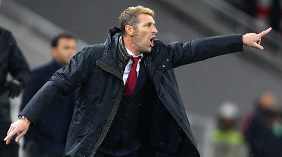 «Тенденции к улучшению нет»: почему Каррера уволен с поста главного тренера «Спартака»