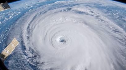 Ураган «Уилла» в Тихом океане усилился до пятой категории