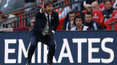 СМИ: Экс-тренер «Челси» Конте является главным кандидатом на пост наставника «Реала»