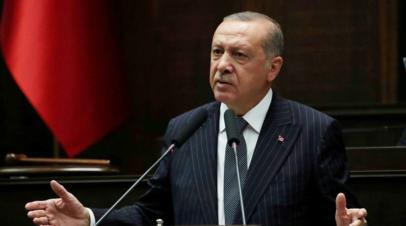 Эрдоган назвал спланированной операцией убийство Хашукджи