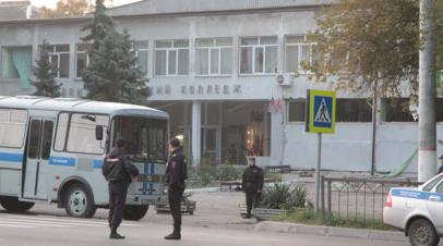 Несколько студентов керченского колледжа планируют перевестись в другое учебное заведение