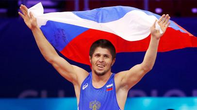 Под гусеницами Русского Танка: национальная сборная одержала победу в медальном зачёте ЧМ по вольной борьбе