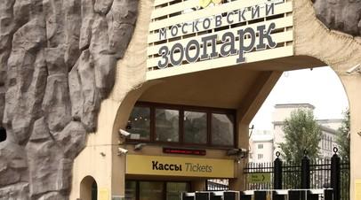 В Московский зоопарк построят новый вход