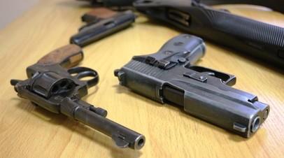 В Хабаровском крае изъяли более 140 единиц оружия во время операции «Арсенал»
