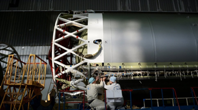 Первый пуск ракеты «Ангара-А5В» может состояться в 2027 году