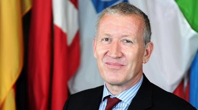 Хуг полагает, что его преемник в СММ ОБСЕ справится с работой