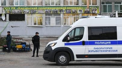 Аксёнов выразил уверенность в том, что Росляков действовал один