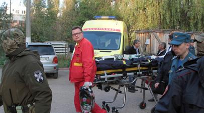 Аксёнов о состоянии пострадавших в результате ЧП в Керчи: критическая точка пройдена