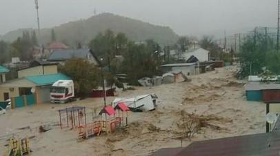 Наводнение на Кубани: шесть человек стали жертвами стихии в Краснодарском крае