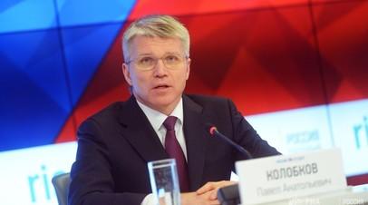 Колобков прокомментировал проведение в Москве ЧЕ-2020 по тяжёлой атлетике