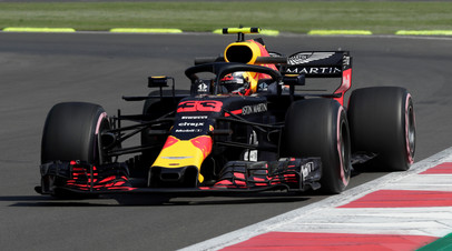 Ферстаппен стал лучшим в первой свободной практике Гран-при Мексики, Сироткин — 18-й