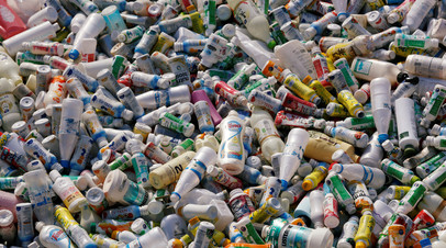 Тест RT: что вы знаете о пластиковых отходах