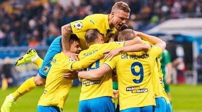 «Ростов» обыграл «Анжи» в матче 12-го тура РПЛ и поднялся на второе место
