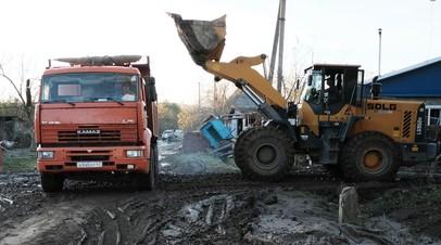 Число пострадавших при наводнении в Краснодарском крае превысило 300