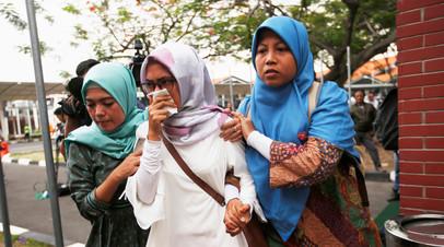 Президент Индонезии выразил соболезнования семьям погибших в результате ЧП с Boeing 737