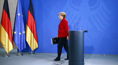 «Партии нужен ребрендинг»: Меркель заявила о намерении не переизбираться на пост главы ХДС