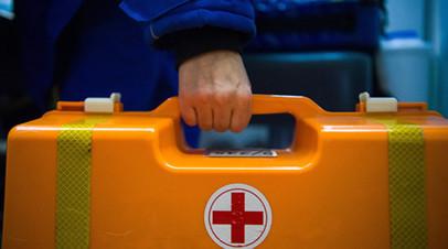 Четыре человека госпитализированы после пожара в гостинице в Москве
