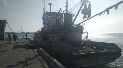 Москалькова заявила о начале переговоров по обмену капитана «Норда»