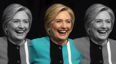 «Они все похожи»: Хиллари Клинтон позволила себе неполиткорректную шутку про афроамериканцев