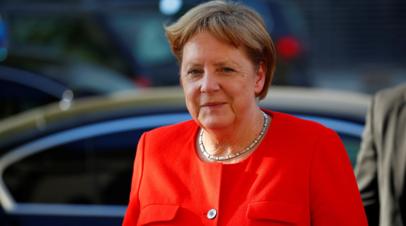Гройсман встретится с Меркель в ходе её визита на Украину