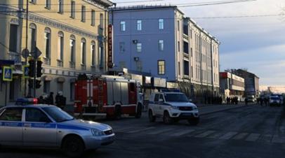 Устроивший взрыв в УФСБ в Архангельске был студентом политехнического колледжа