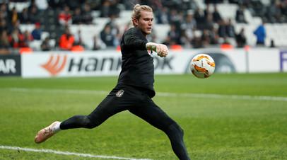 Агент Кариуса назвал ерундой слухи о желании «Бешикташа» вернуть вратаря в «Ливерпуль»