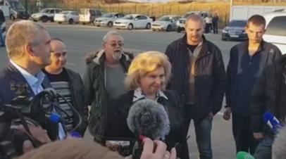 Морякам судна«Норд» на Украине не вернули российские паспорта