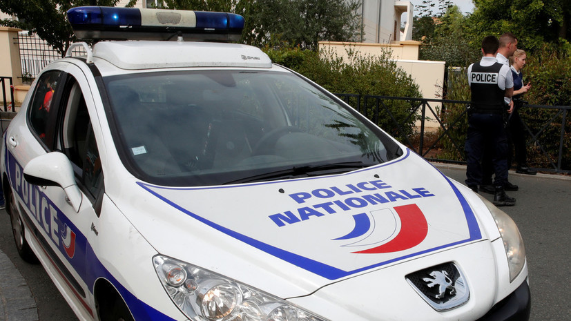 Почти 50 человек пострадали в ходе протестов во Франции