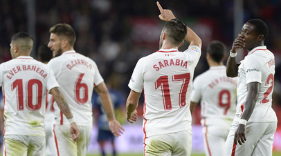 «Севилья» с Промесом не смогла обыграть «Вильяновенсе» в 1/16 финала Кубка Испании