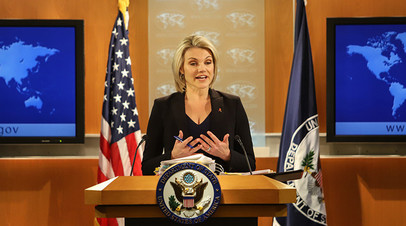 Fox News: Трамп предложил Хезер Науэрт стать постпредом США при ООН