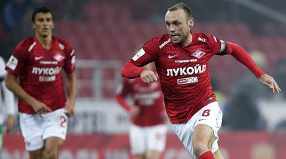 Ширко прокомментировал возвращение Глушакову капитанской повязки в «Спартаке»